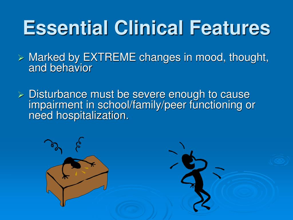 Essential Clinical Features