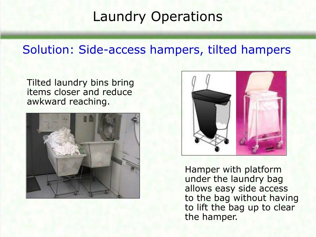 Laundry Operations