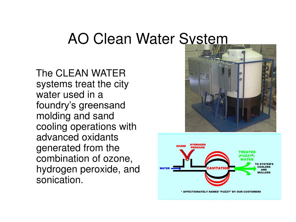 AO Clean Water System