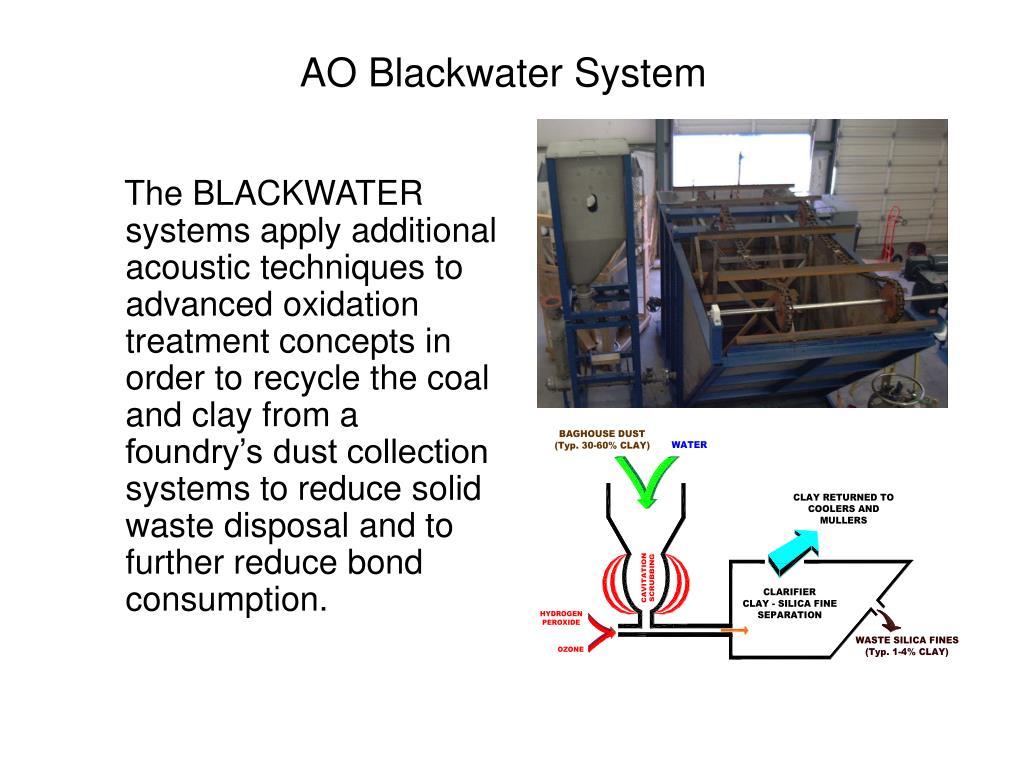 AO Blackwater System