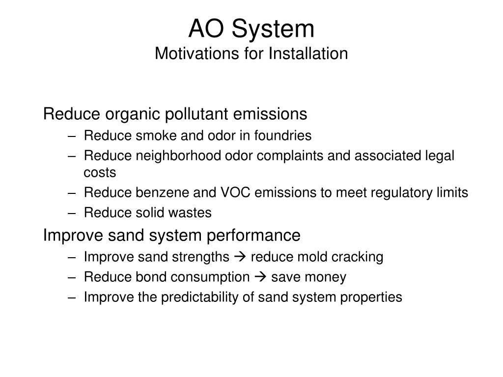 AO System