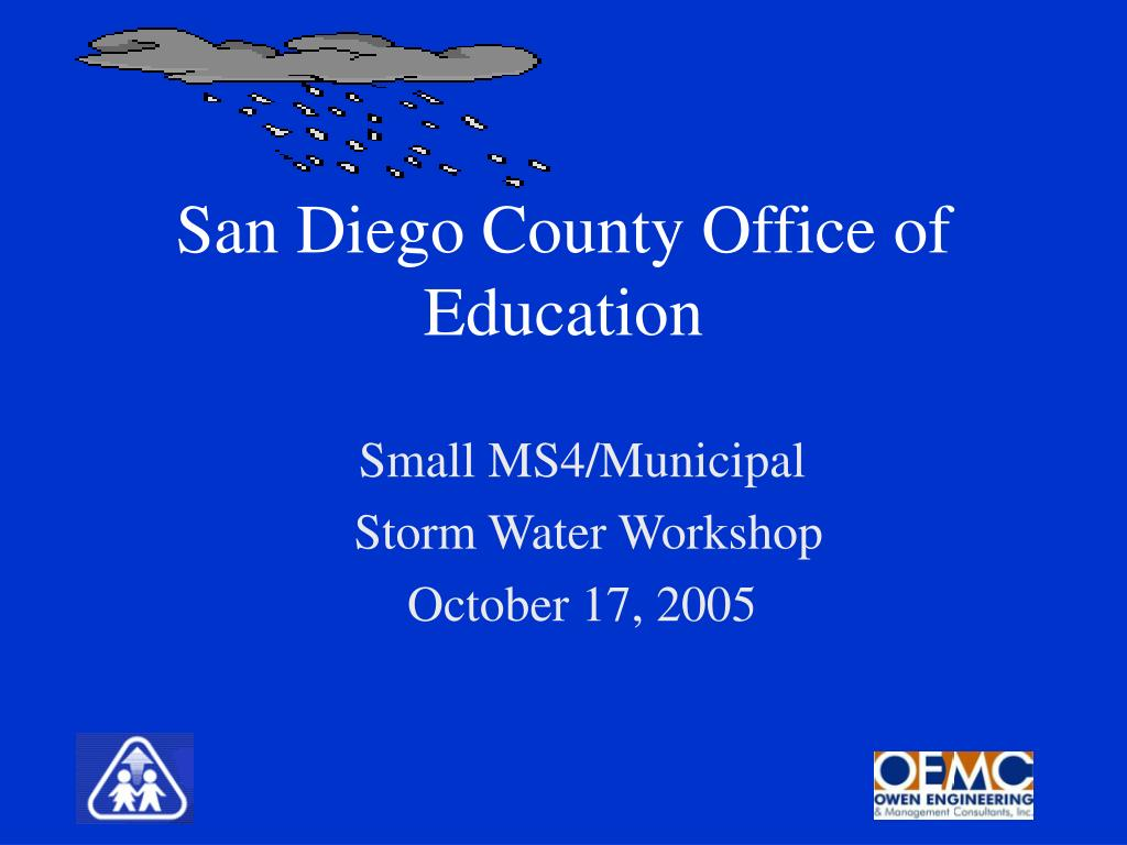 san diego county office of education