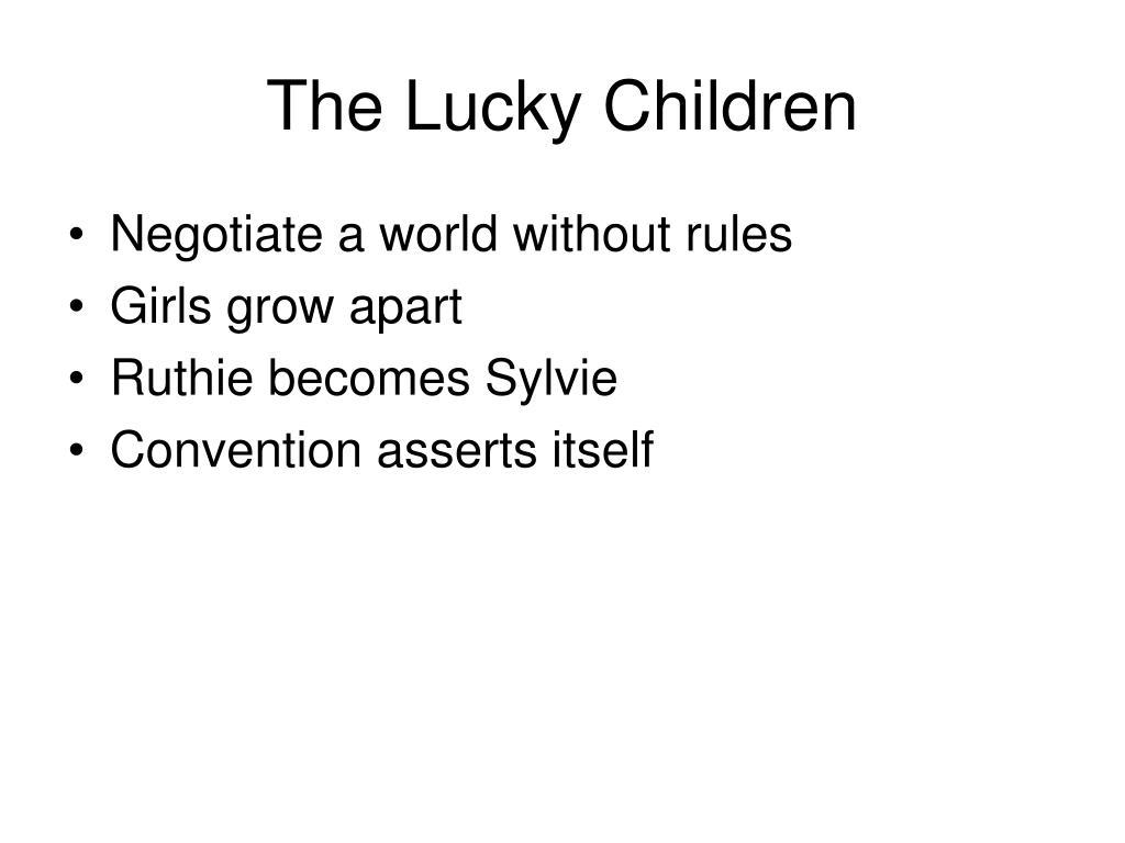 The Lucky Children