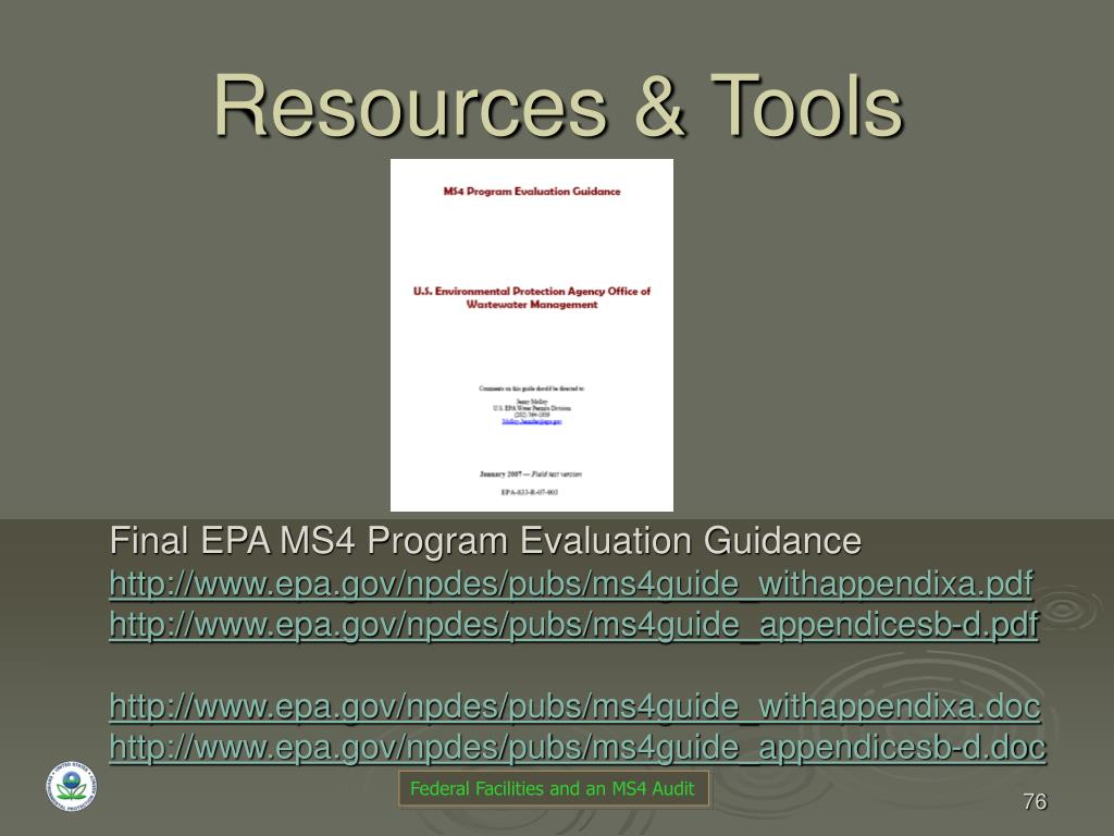 Resources & Tools