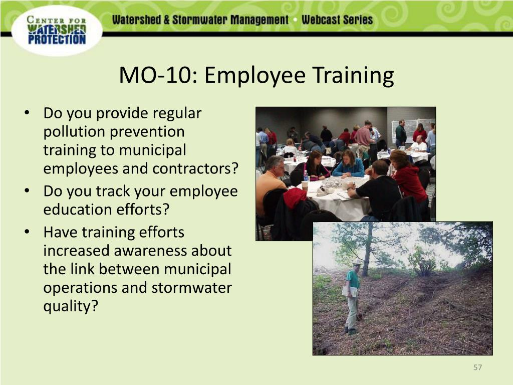MO-10: Employee Training