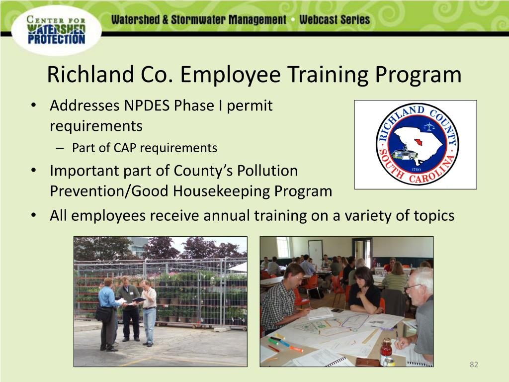 Richland Co. Employee Training Program
