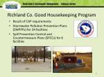 richland co good housekeeping program