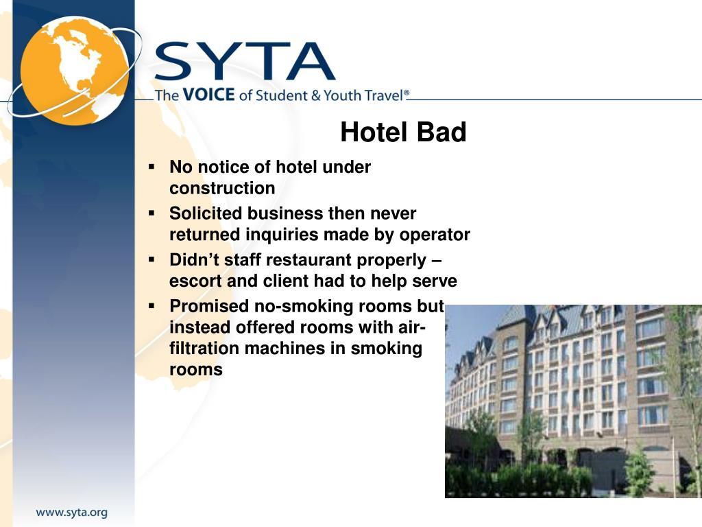 Hotel Bad