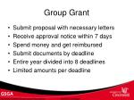 group grant26