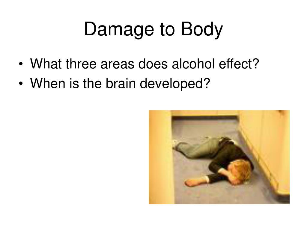 Damage to Body