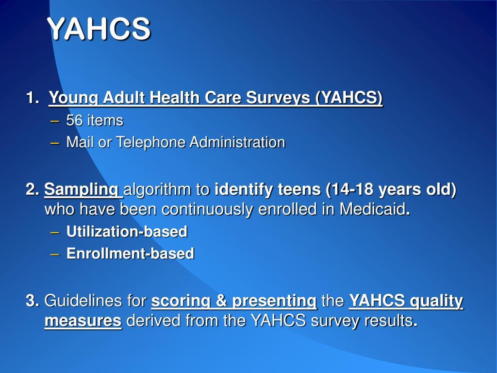 YAHCS