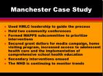 manchester case study