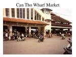 can tho wharf market