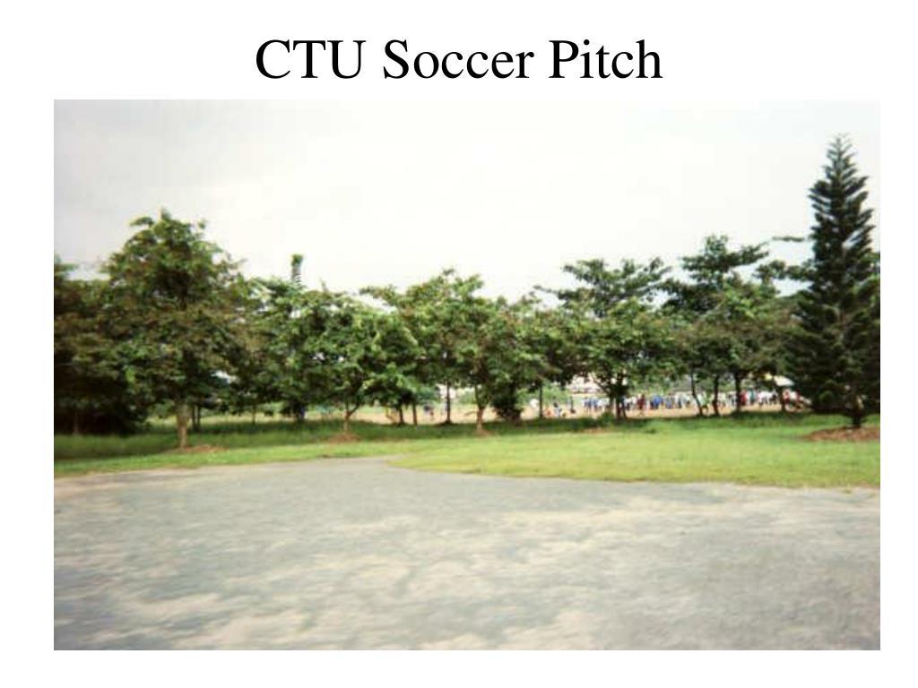 CTU Soccer Pitch