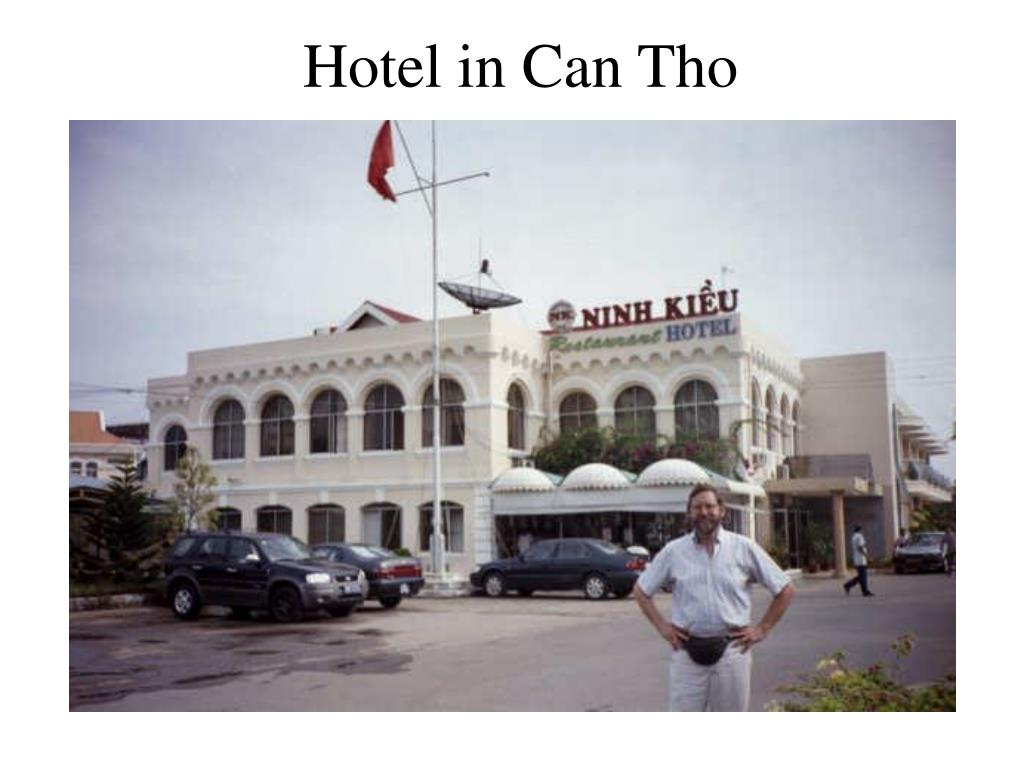 Hotel in Can Tho