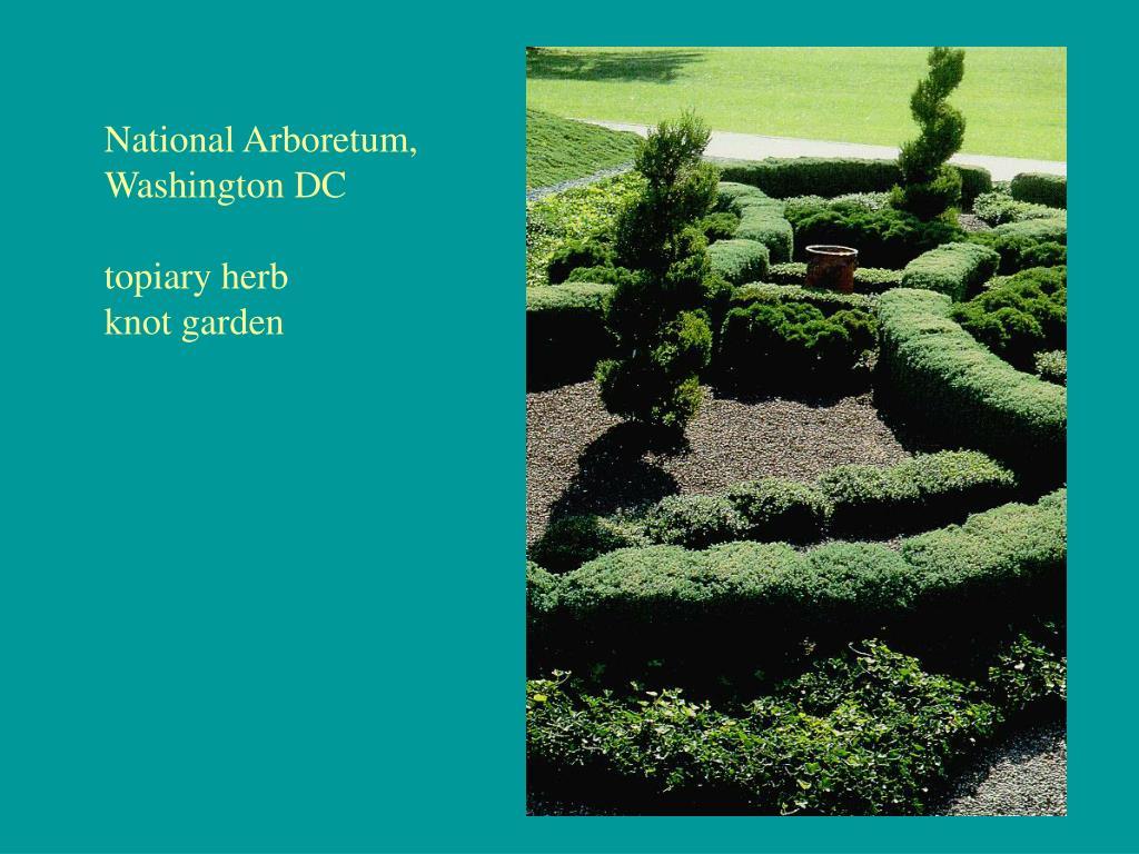 National Arboretum,