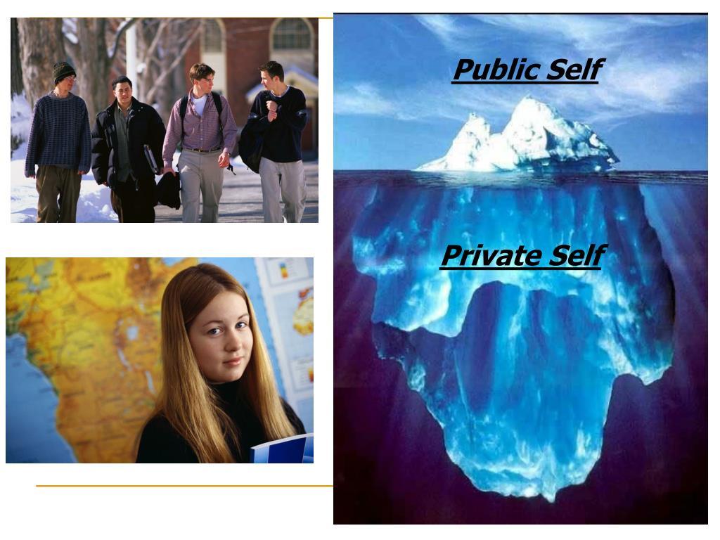 Public Self