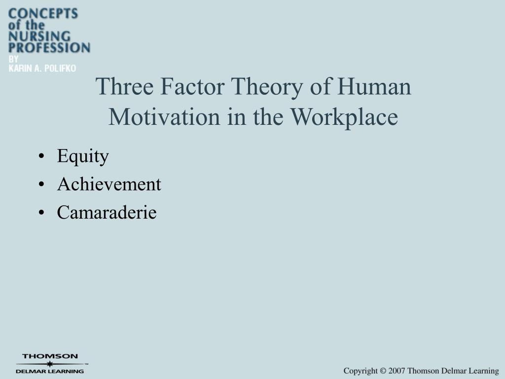 humans work and motivation As business teacher i always teach student about motivational factors at job place and again its proved humans respond best to motivation theory many.