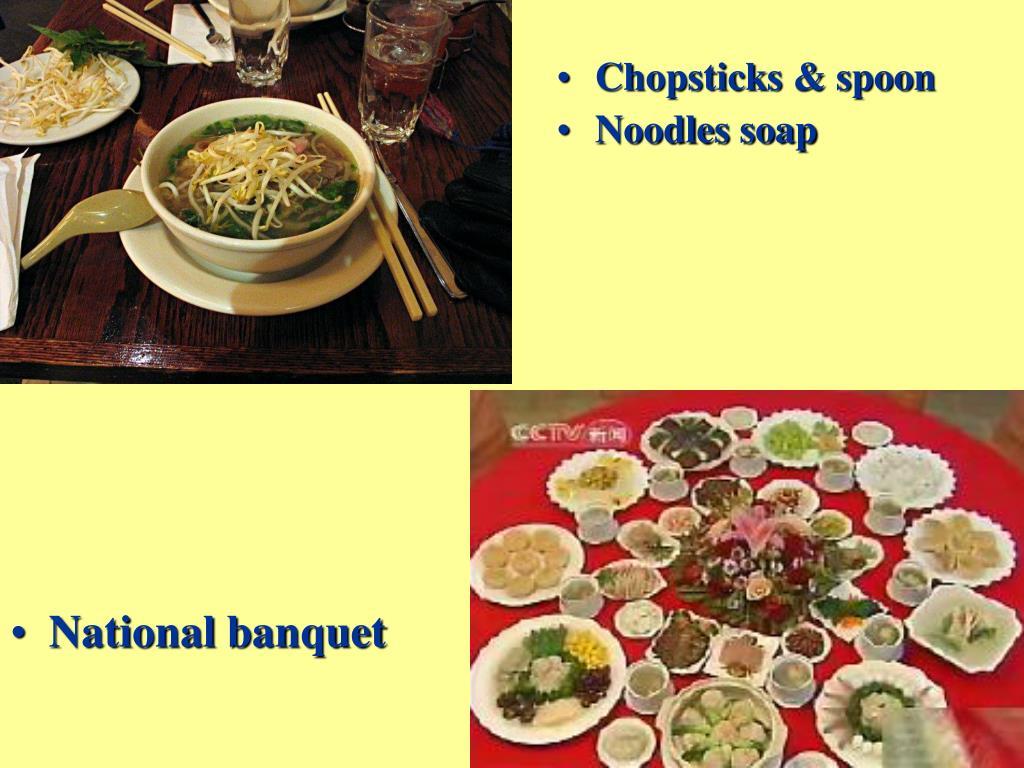 National banquet