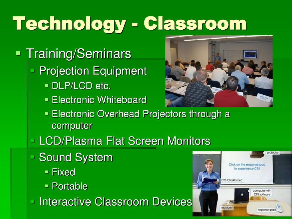 Technology - Classroom