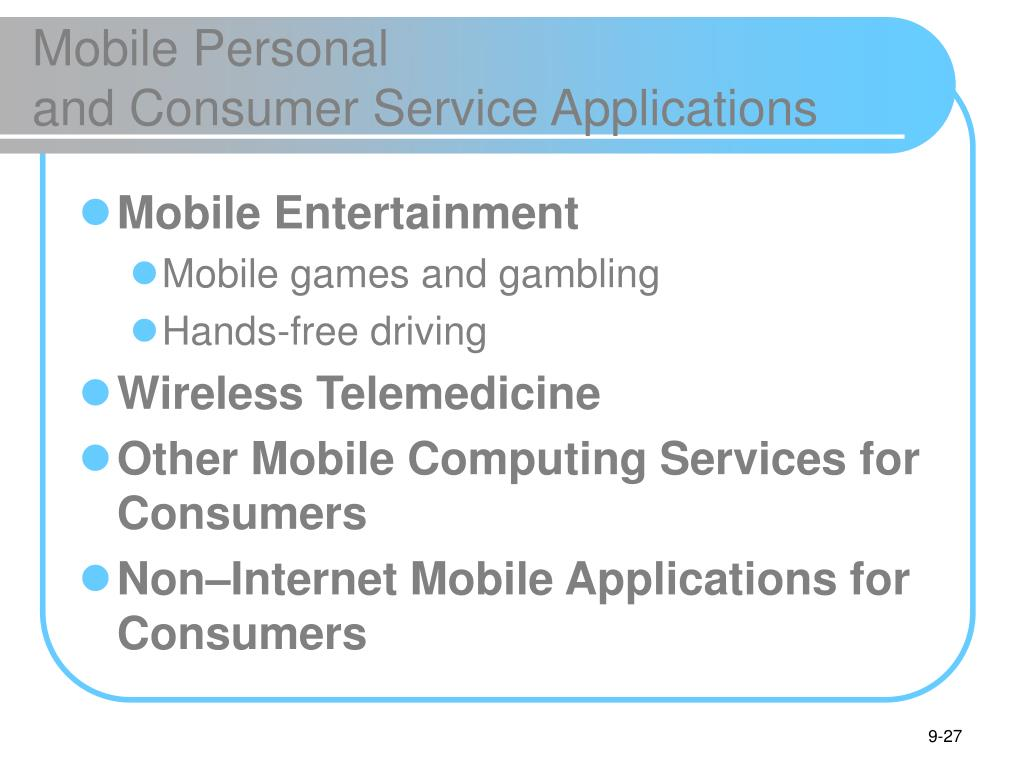 Mobile Personal