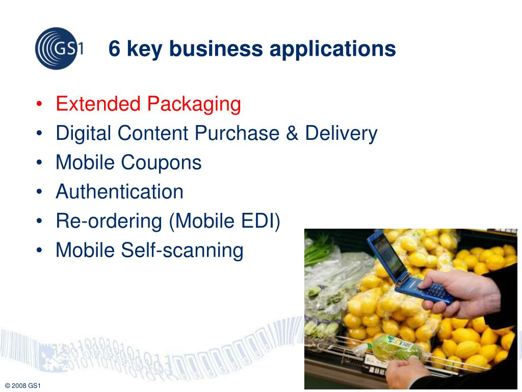 6 key business applications