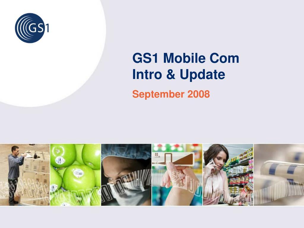 GS1 Mobile Com
