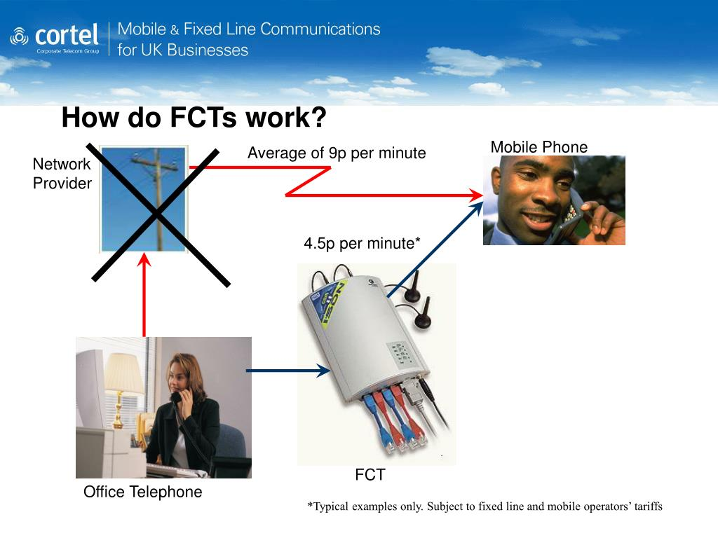 How do FCTs work?