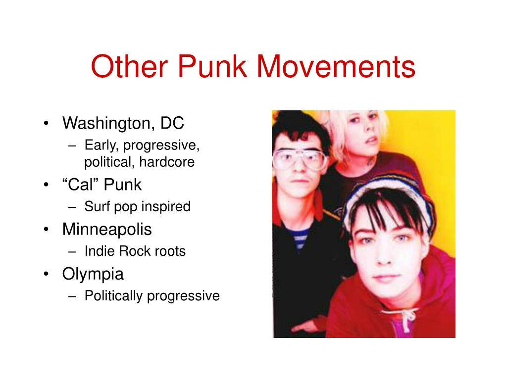 Other Punk Movements