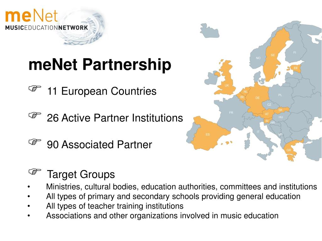 meNet Partnership