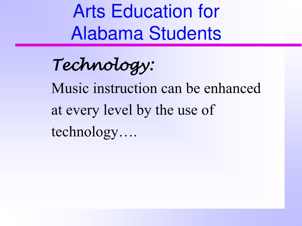 Arts Education for
