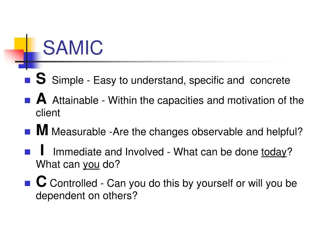 SAMIC