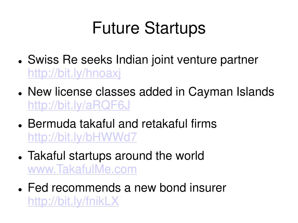 Future Startups