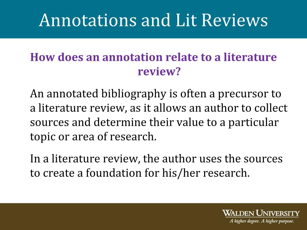 annotated review of literature Science and technology parks: an annotated and analytical literature review kelsi g hobbs1 • albert n link1 • john t scott2 published online: 24 november 2016.