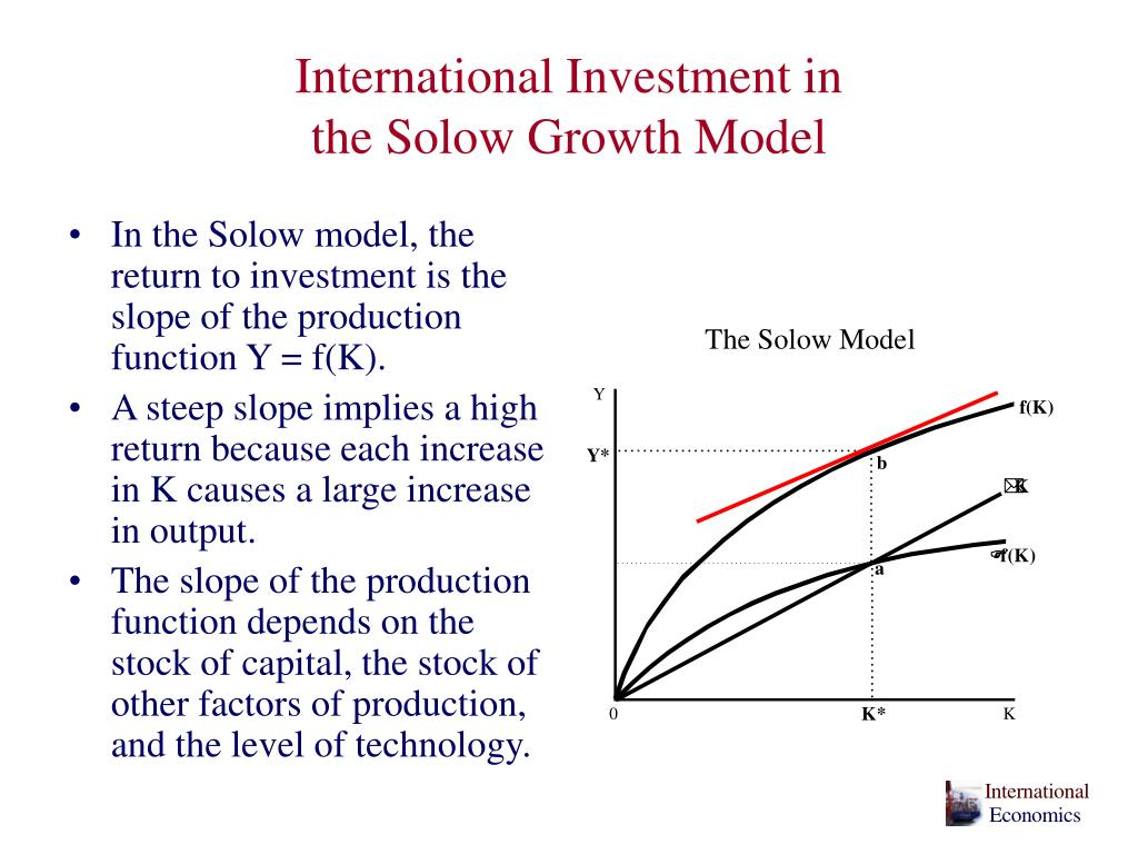 International Investment in