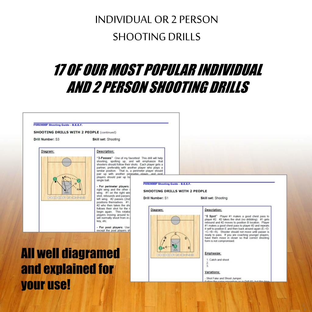 INDIVIDUAL OR 2 PERSON
