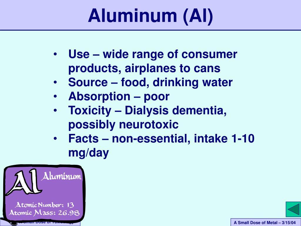 Aluminum (Al)