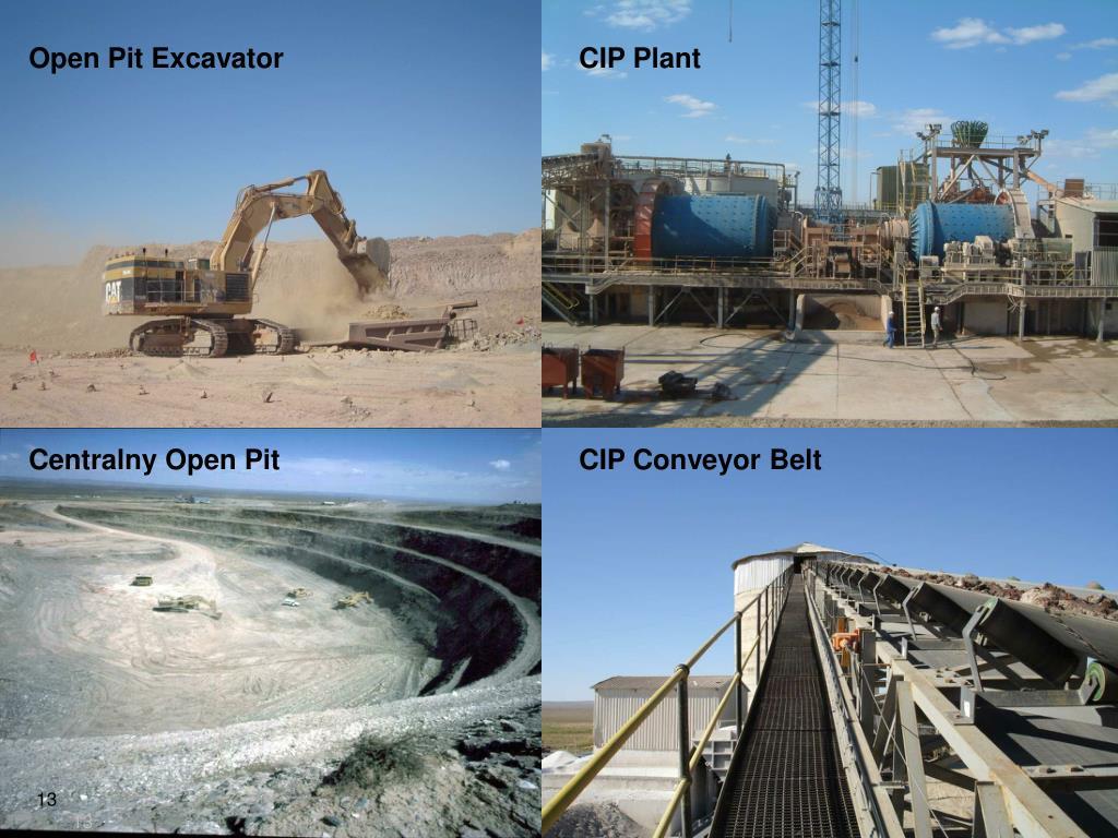 Open Pit Excavator