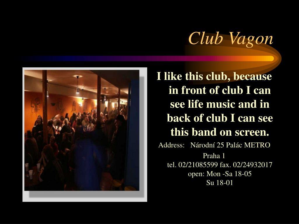 Club Vagon