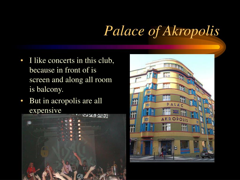 Palace of Akropolis