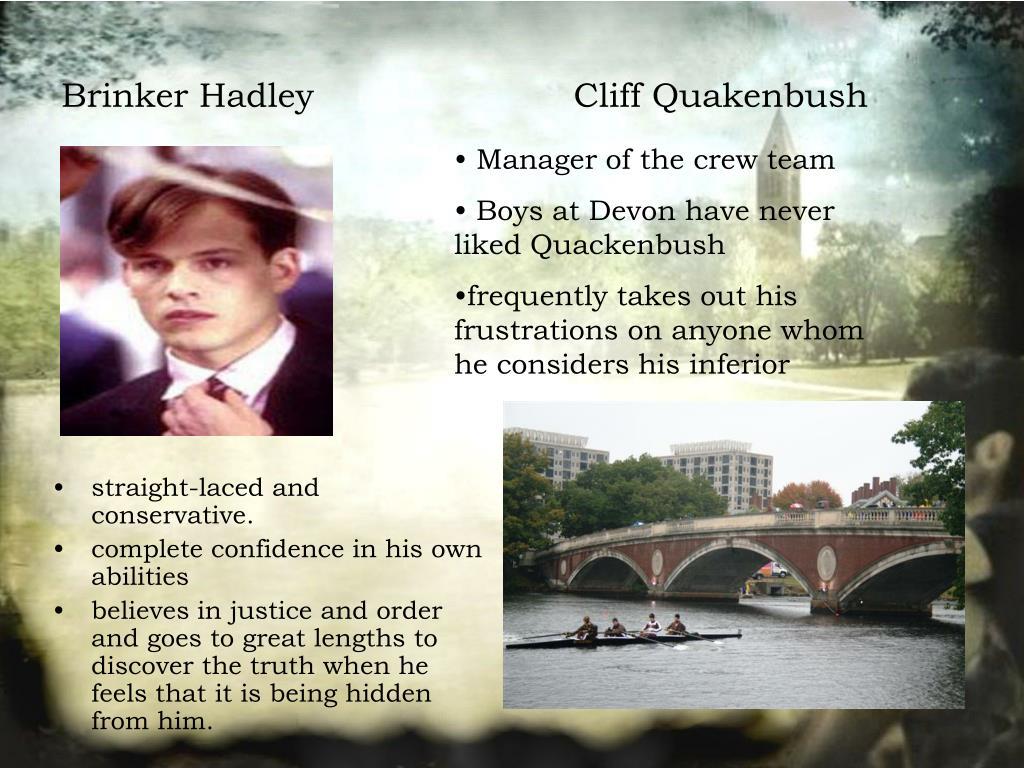 Brinker HadleyCliff Quakenbush