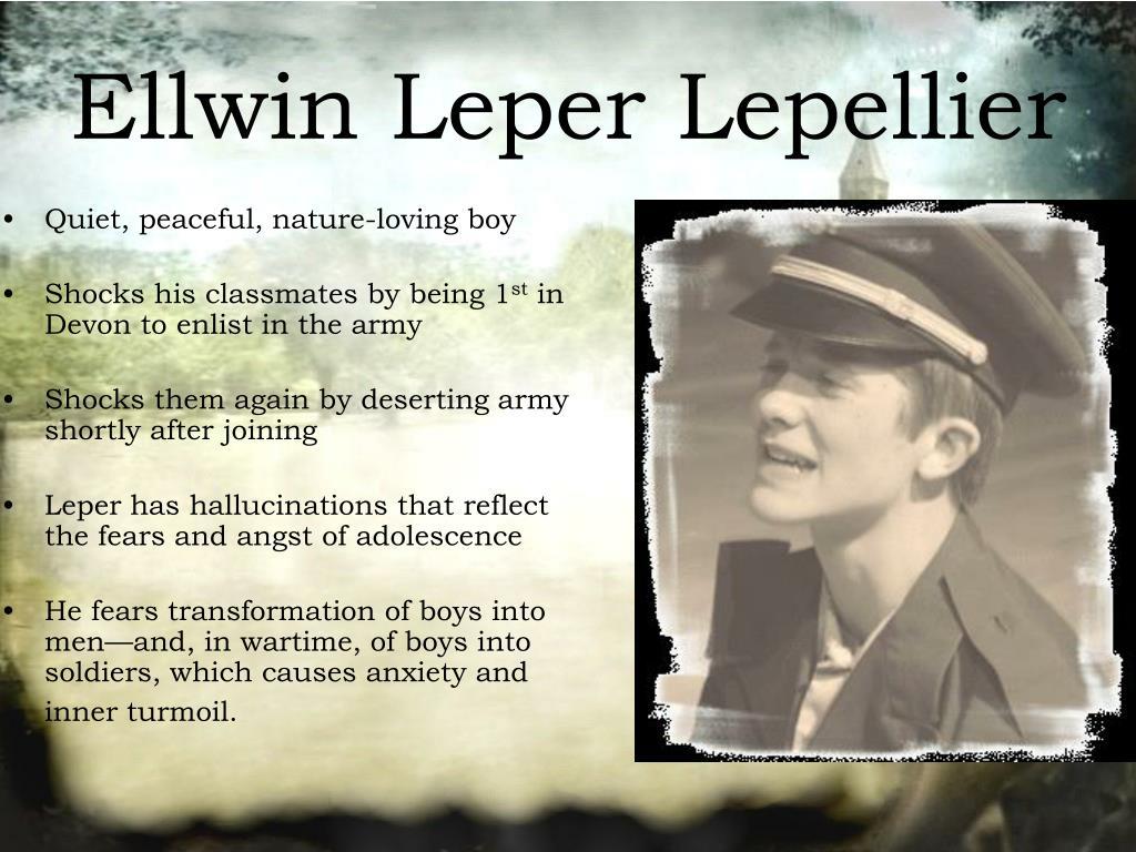 Ellwin Leper Lepellier