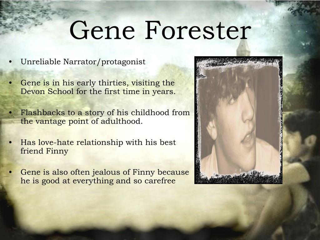 Gene Forester