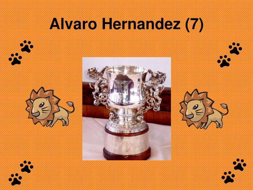 Alvaro Hernandez (7)
