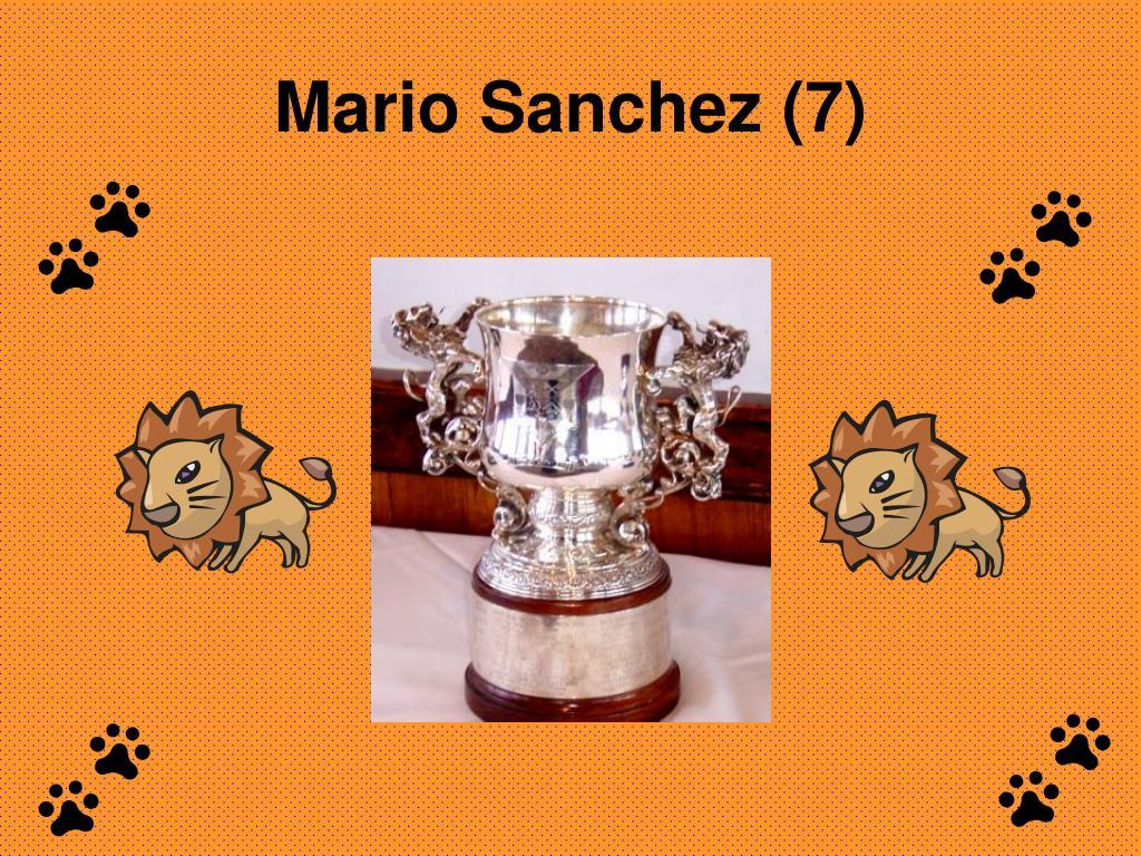 Mario Sanchez (7)