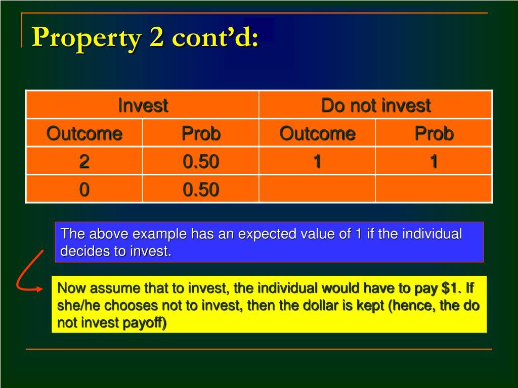 Property 2 cont'd: