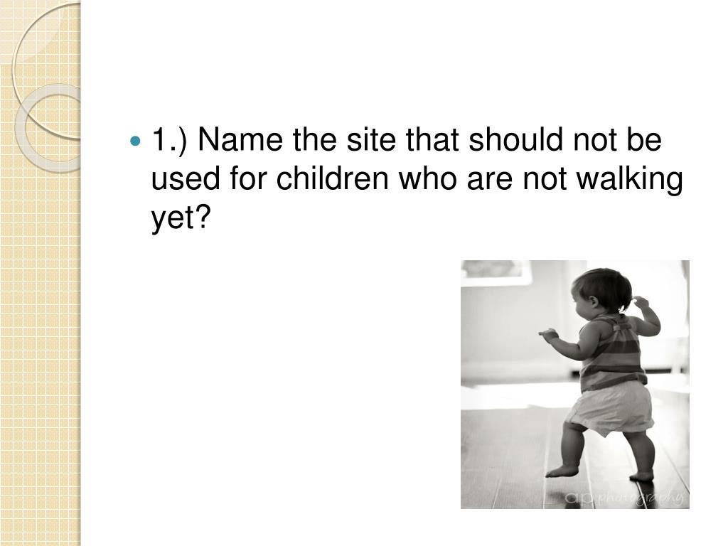 1.) Name