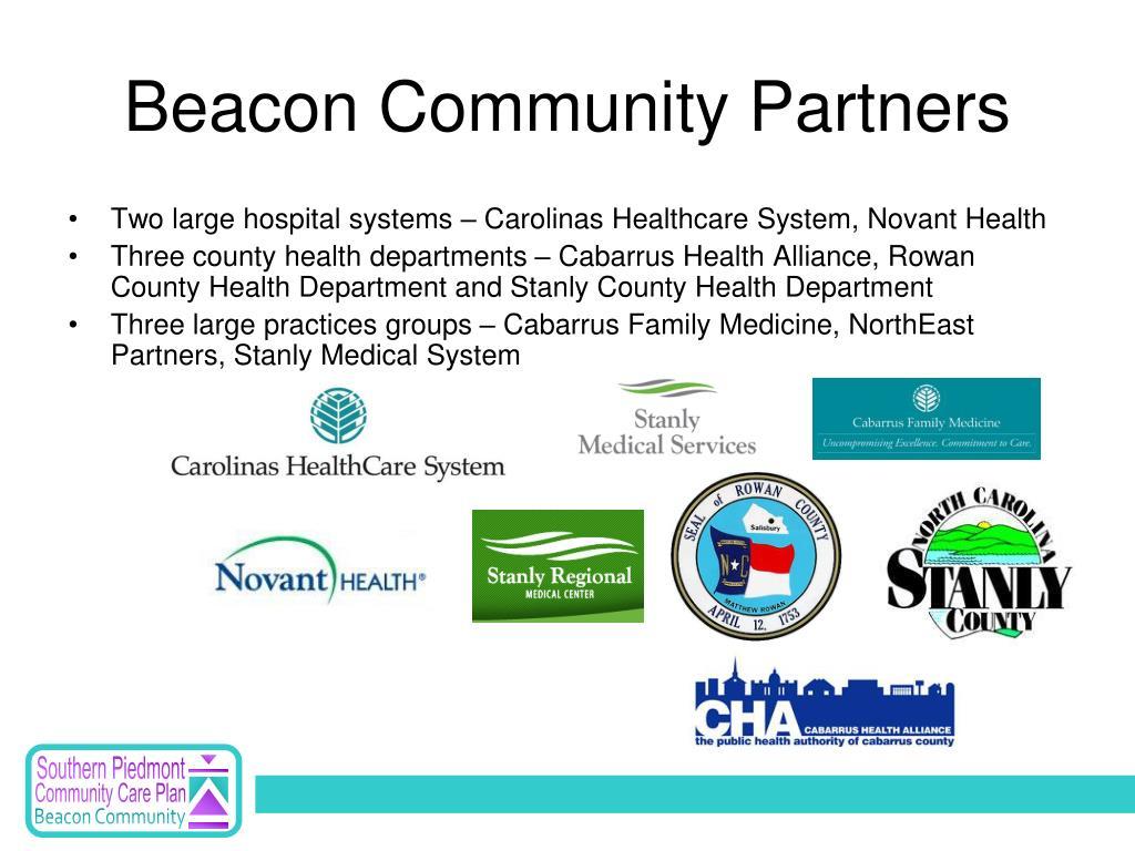 Beacon Community Partners
