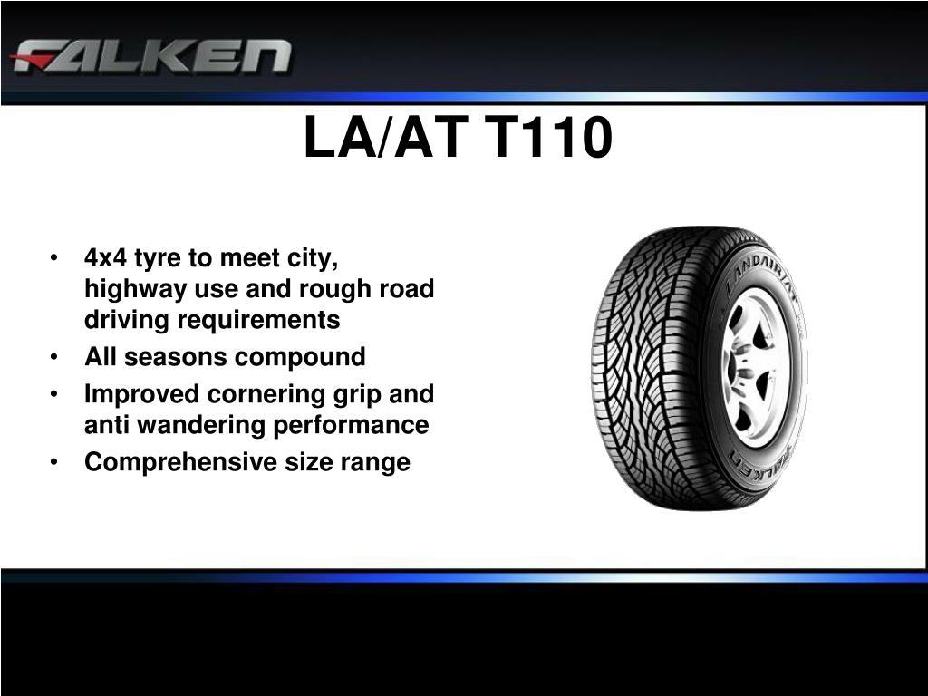LA/AT T110