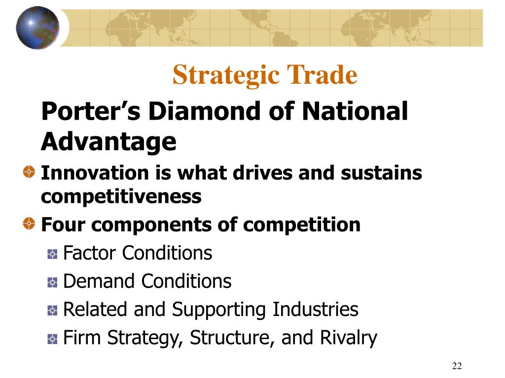 Strategic Trade